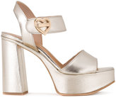 Love Moschino chunky heel sandals