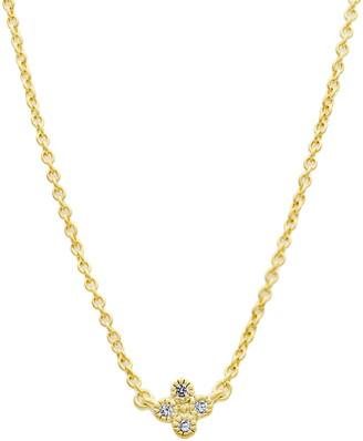 Freida Rothman 'Femme' Small Pendant Necklace