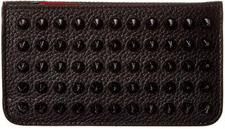 Christian Louboutin Credilou Spikes Leather Wallet