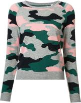 Chinti and Parker military jumper - women - Cashmere/Mercerized Wool - M