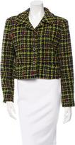 Philosophy di Alberta Ferretti Wool Tweed Jacket