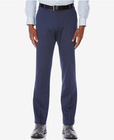 Perry Ellis Men's Knit Slim-Fit Dress Pants