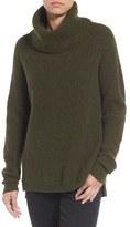 Madewell Women's Convertible Cashmere Turtleneck Sweater