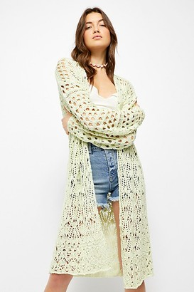 Free People Sweet Talker Cardi