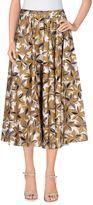 Agnona 3/4 length skirts