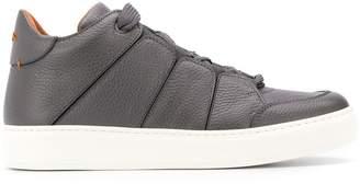 Ermenegildo Zegna XXX pebbled texture sneakers