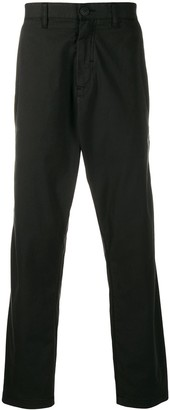 Stone Island Shadow Project casual regular fit trousers