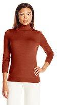 Pendleton Women's Petite Timeless Turtleneck Sweater