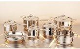 Paderno 12 Piece Copperline Cookware Set