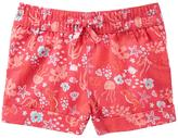 Gymboree Sea-Print Shorts
