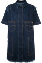House of Holland 'Hoh x Lee Collaboration' shirt dress