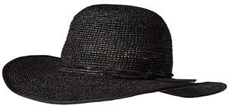 Goorin Bros. Brothers Desert Sun (Black) Caps