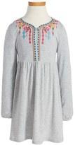 Design History Toddler Girl's Embroidered Dress