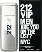 Carolina Herrera 212 Vip by for Men Eau de Toilette, 3.4 oz