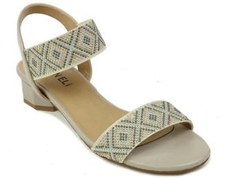 VANELi Hilany Studded Strap Geo Heel Sandal - Multiple Widths Available