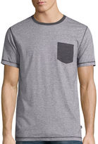 Lee Short Sleeve Crew Neck T-Shirt