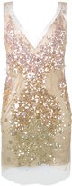 Amen sequins embellished dress
