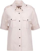 Etoile Isabel Marant Weylin cotton shirt