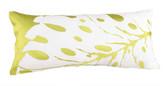Trina Turk 26x12 Peacock Pillow - Lime Green