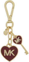 MICHAEL Michael Kors Enamel heart key charm