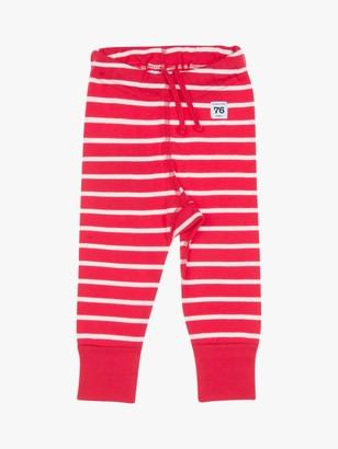Polarn O. Pyret Baby GOTS Organic Cotton Stripe Leggings