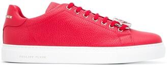 Philipp Plein Logo Low-Top Sneakers