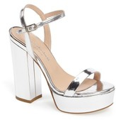 Charles David Women's Carles David Retro Platform Sandal