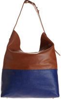 Barneys New York Colorblock Hobo Bag