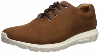 Marc Joseph New York Men's Leather Extra Lightweight Technology Wingtip Oxford Laceup