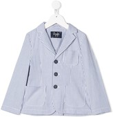 Il Gufo striped tailored blazer