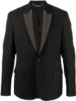 John Richmond stud-embellished blazer