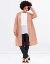 Junarose Long Sleeve Duster Coat