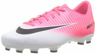 Nike Unisex-Adult Jr Mercurial Vapor Xi Fg Soccer (Toddler/Little Kid/Big Kid) Size: 4.5 Big Kid