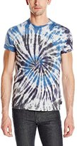 French Connection Men's Tie Dye Highway T-Shirt