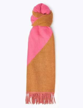 Marks and Spencer Colour Block Scarf