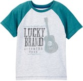 Lucky Brand Southern Tour Guitar Tee (Big Boys)