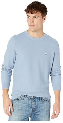 Original Penguin Long Sleeve Crew Neck Sweater
