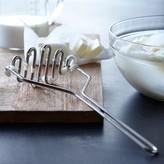 Williams Sonoma Open Kitchen Stainless-Steel Potato Masher
