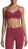 Alo Yoga Interlace Performance Sports Bra