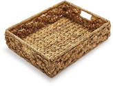 Sur La Table Water Hyacinth Serving Tray