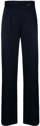 Styland High-Waisted Wide Leg Trousers