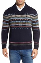 Tommy Bahama Men's Fair Isle Sweater