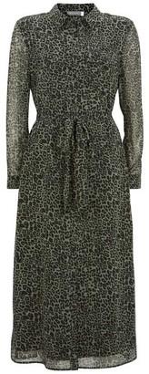 Mint Velvet Philippa Midi Shirt Dress