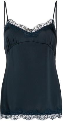 Semi-Couture Semicouture slip blouse