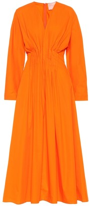 Roksanda Marola cotton maxi dress