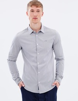 Armani Jeans Slim Stripe Shirt
