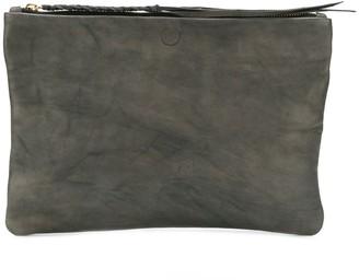 CARAVANA Chimalma clutch bag