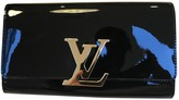 Louis Vuitton Louise Black Patent leather Clutch bags