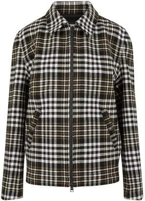 Ami New wool zipped jacket