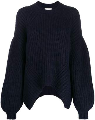 Ulla Johnson oversized draped sweater